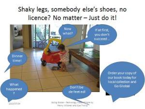 Shoe story