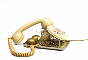Broken telephone - freedigitalimages.net