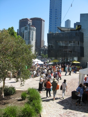 Federation Square - Melbourne 3
